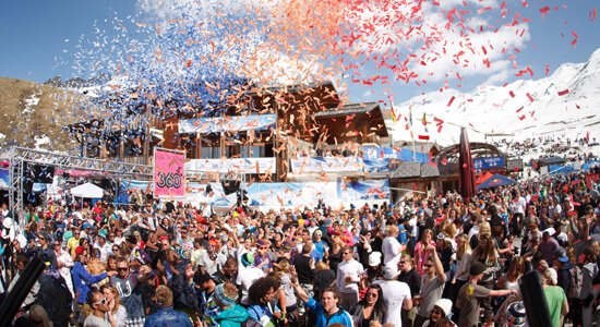 Dutch Week Val Thorens