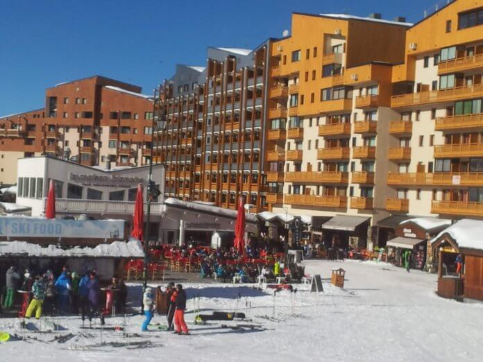 Les Olympiades Val Thorens