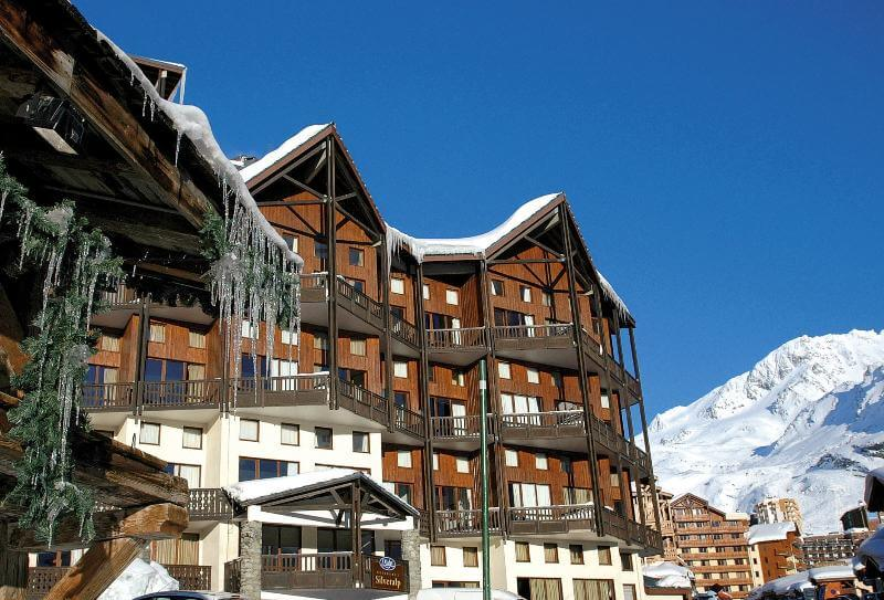 Résidence Club Le Silveralp in Val Thorens © Snowtime.