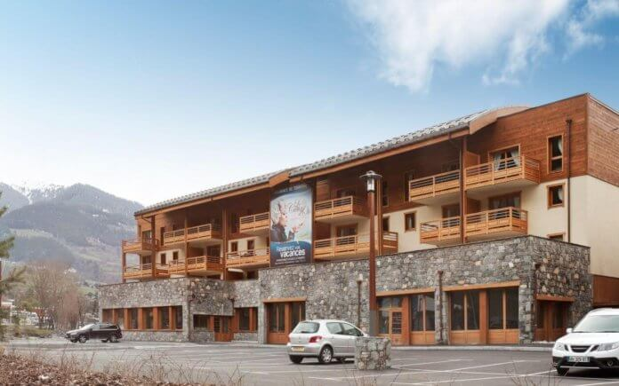 appartementen Le Coeur d'Or Bourg St. Maurice