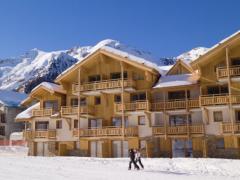 Wintersport – Les Orres – Chalet-appartement Le Parc des Airelles – 6-10 personen