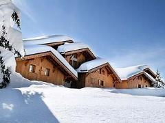 Wintersport – Les Saisies – Chalet-appartement CGH Résidence Le Hameau du Beaufortain Goud – 4-6 personen