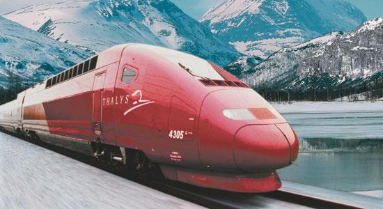Treintickets Ski Thalys winter 2020-2021 weer te boeken