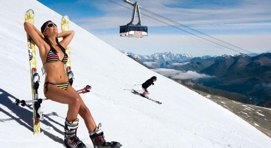 Skigebied Tignes Espace Killy
