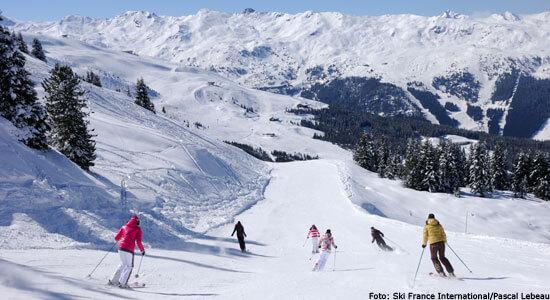 start skiseizoen Frankrijk