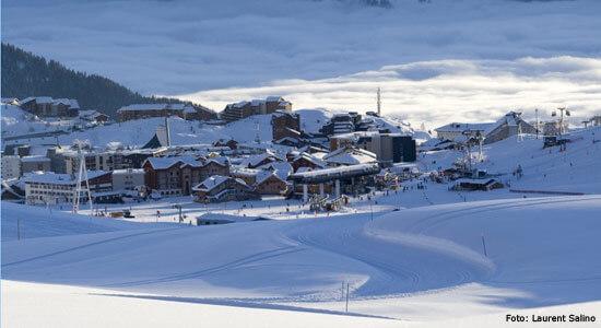 Skigebied Alpe d'Huez