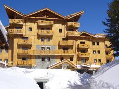 Wintersport Arc 2000: Chalet-appartement Altitude de l'Ours – 10-12 personen