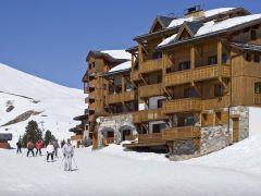 Wintersport – Belle Plagne – Chalet-appartement Résidence Montagnettes Les Cimes – 8 personen
