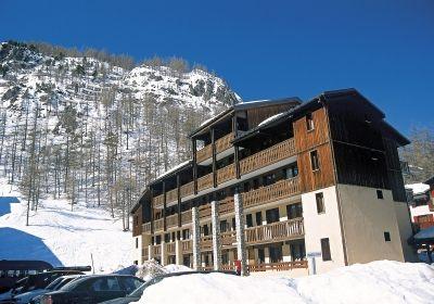 Wintersport in Val d'Isère: 3* appartementen in Résidence Les Jardins de Val – Les Verdets