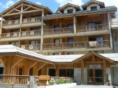 Wintersport – Les Orres – Chalet-appartement Les Chalets de Bois Méan – 8-10 personen