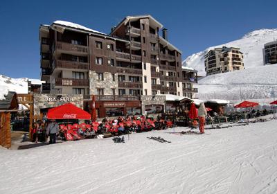 Wintersport – Tignes Val Claret – Résidence-Club Le Rond Point des Pistes