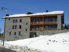 Wintersport La Rosière: Chalet-appartement Les Balcons de La Rosière met familiekamer – 12-15 personen