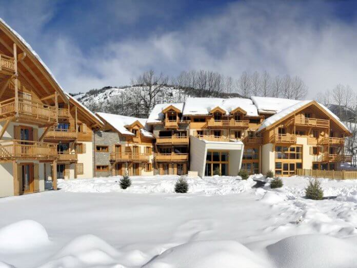 Chalet-appartement l'Adret in Serre Chevalier © Snowtime