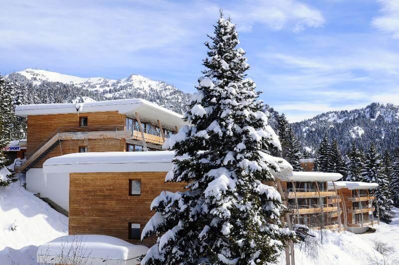 Wintersport – Chamrousse – Résidence Le Domaine de L'Arselle