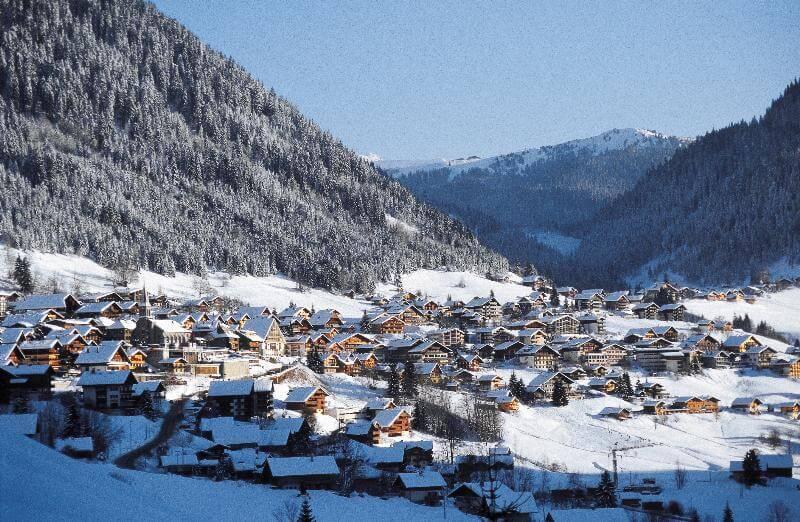 Wintersport – Châtel – Résidences Châtel