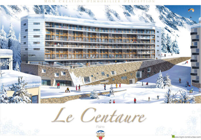 Le Centaure in Flaine