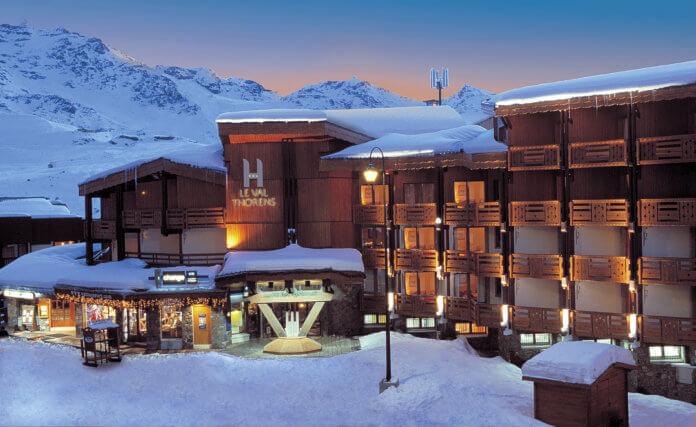 4 sterren hotel Le Val Thorens