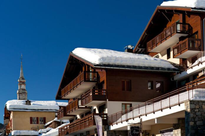 Les Chalets du Mont Blanc nabij Les Saisies © Snowtime.