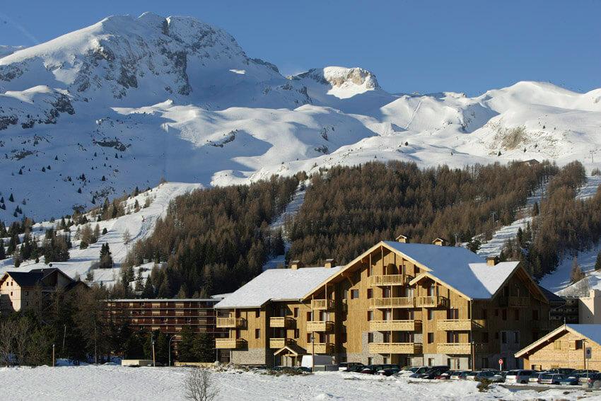 Wintersport – Superdévoluy – Chalet-Appartement Le Hameau du Puy