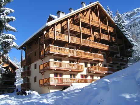 Chalet Des Neiges in Oz en Oisans.