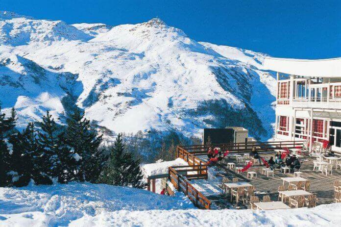 Hotel Neige et Ciel in Les Menuires. © Snowtime.