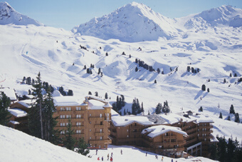 Wintersport – Belle Plagne – Chalet-appartement Les Balcons de Belle Plagne