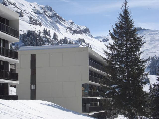 Résidences Flaine: appartementen in Flaine Forum en Flaine Foret