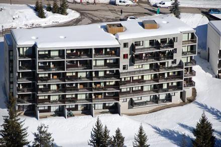 Wintersport – Flaine – Résidence Les Pléïades