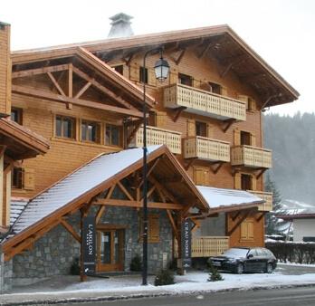 Wintersport – Morzine – Chalet-appartement L'Aiglon de Morzine