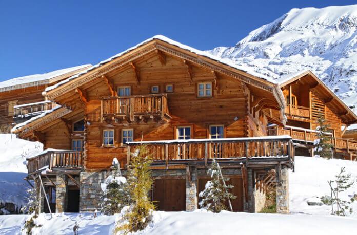 Chalet Mélusine in Alpe d'Huez © Snowtime