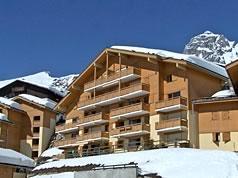 Résidences du Chinaillon: voordelige appartementen en studio's in Le Grand Bornand