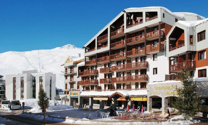 Wintersport – Tignes Val Claret – Résidence Le Borsat IV