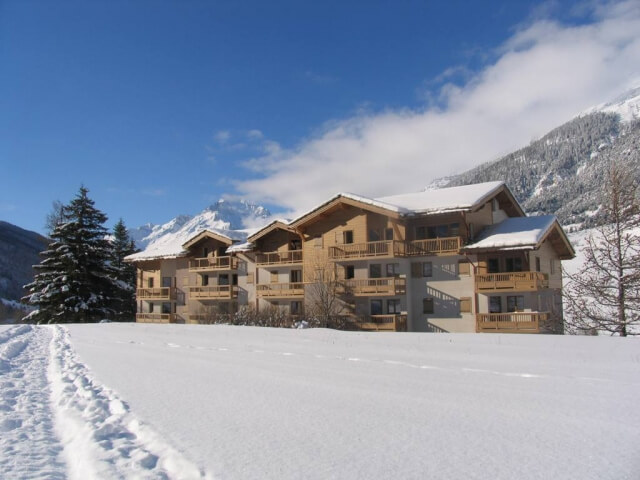 Résidence Bonheur Des Pistes: 3* appartementen voor 2 – 10 personen aan de piste in Val Cenis