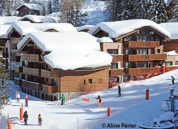 Wintersport – Plagne 1800 – Chalet-appartement Les Chalets Edelweiss (LaGrange Prestige)
