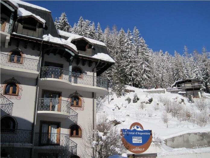 Wintersport – Argentière – Chalet-appartement Le Cristal d'Argentière (LaGrange Prestige)