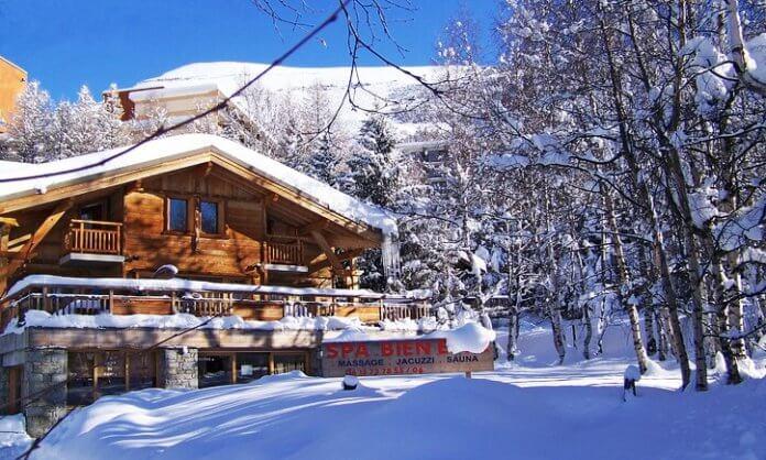 Chalet Chantelouve in Les Deux Alpes © Snowtime