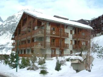 Wintersport – Val d'Isère – Résidence Eureka Val