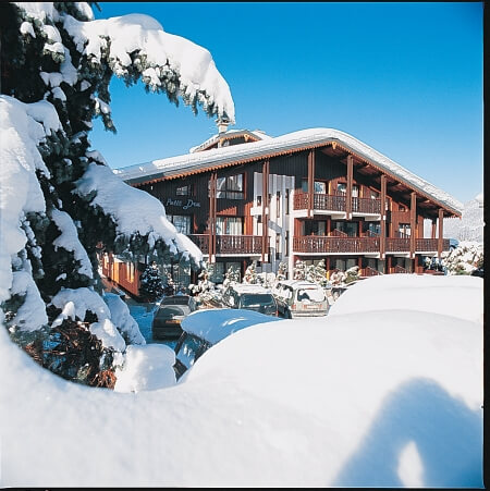 Wintersport – Morzine – Hotel Le Petit Dru