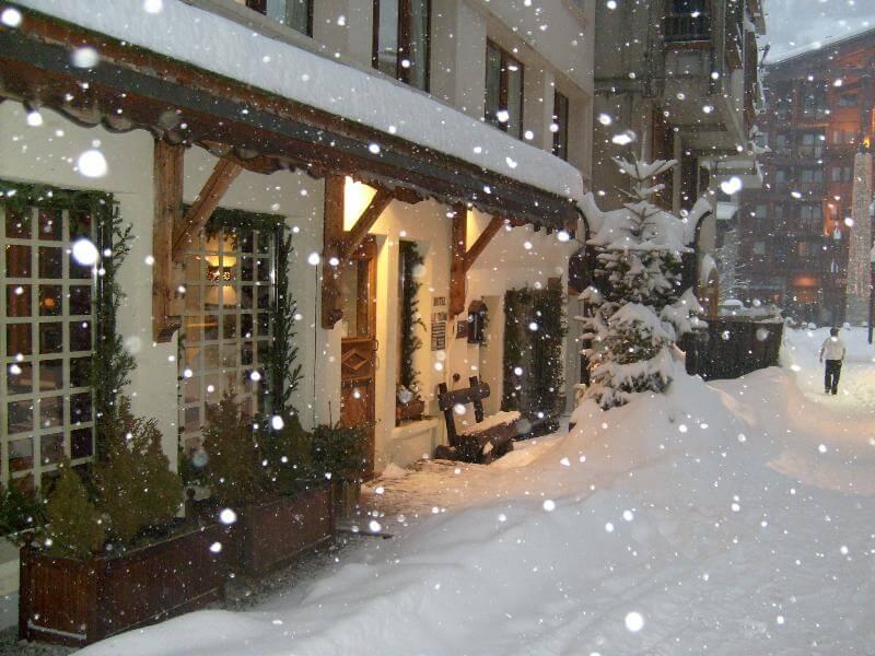 Wintersport – Val d'Isère – Hotel Le Kern