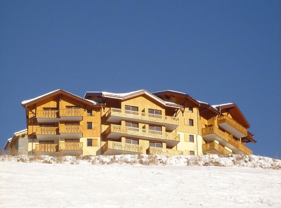 Wintersport – Vallandry – Chalet appartement L'Arollaie (La Grange Prestige)