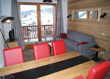 Wintersport – Les Saisies – Les Chalets d'Emeraude (LaGrange Prestige)
