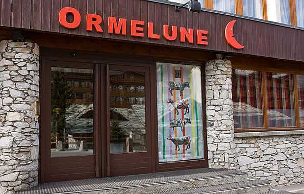 Wintersport – Val d'Isère – Hotel Ormelune