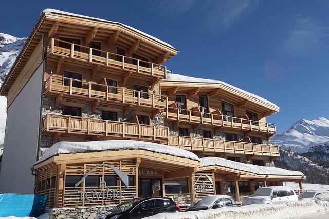 Wintersport – Val d'Isère – Hotel La Toviere