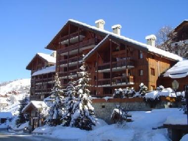 Wintersport – Méribel – Résidence Le Cristal