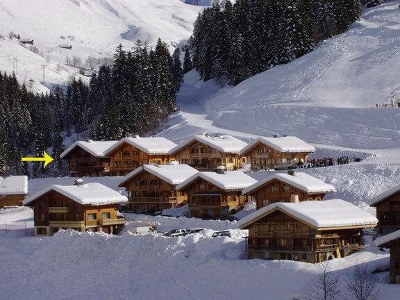 Wintersport – Le Grand Bornand – Chalet Lyonnais