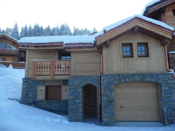 Wintersport – La Tania – Chalet Carlina Extension