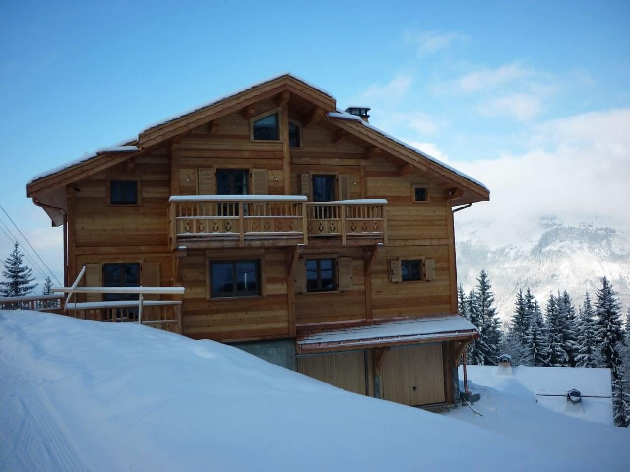 Wintersport – La Tania – Chalet Peppa
