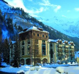 Wintersport – Chamonix – Hotel Les Aiglons en Spa