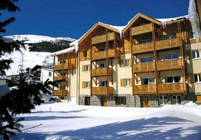 Wintersport – Les Deux Alpes – Résidence Le Surf des Neiges
