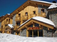 Wintersport La Rosière: Chalet-appartement Altitude Le Refuge – 10-12 personen